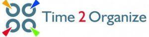 Time 2 Organize Logo